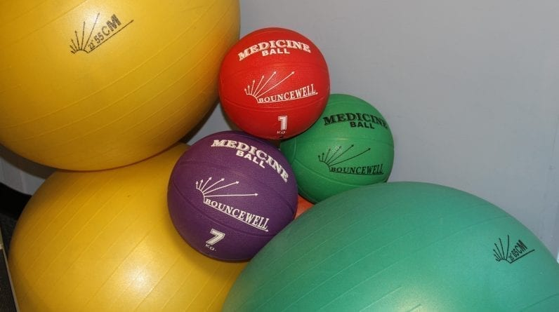 How to Use a Medicine Ball for Your Workouts