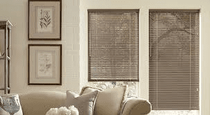 Hunter Douglas Wood Blinds